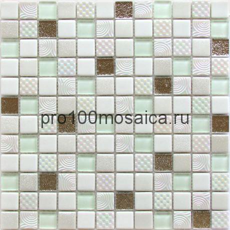 Lotto  Мозаика 23*23 серия EXCLUSIVE, размер, мм: 300*300*6 (Bonaparte)