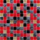 Poker  Мозаика 23*23 серия EXCLUSIVE, размер, мм: 300*300*6 (Bonaparte)