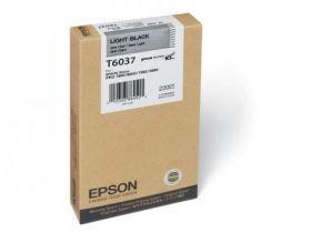 Картридж оригинальный EPSON T6037 серый для Stylus Pro 7880/9880 C13T603700