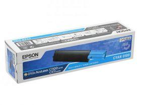 Картридж Epson Aculaser C1100 Cyan оригинальный C13S050189