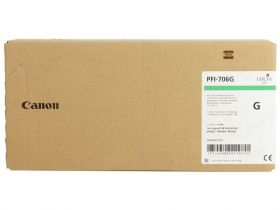 Картридж CANON PFI-706G Green 700ml