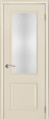Версаль со стеклом Классик патина ваниль (тон 20)