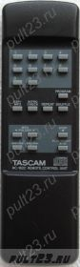 TASCAM RC-162C, CD-160MKII