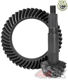 USA Standard replacement Ring & Pinion gear set for Dana Rubicon 44 in a 4.56 ratio - ZG D44-456T-RUB