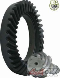 """USA Standard Ring & Pinion gear set for Toyota 7.5"""" Reverse rotation in a 4.56 ratio - ZG T7.5R-456R"""