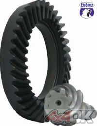 High performance Yukon Ring & Pinion gear set for Toyota V6 in a 5.29 ratio - YG TV6-529