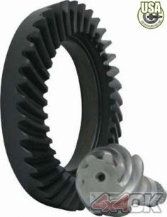 USA Standard Ring & Pinion gear set for Toyota V6 in a 5.29 ratio, 29 spline pinion - ZG TV6-529-29