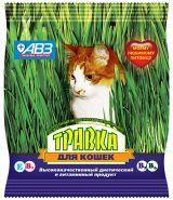 Травка для кошек в пакетике (30 г)