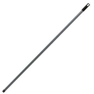 Черенок универсал., длина 110см, металлопласт, серый, (щетки 601321,-323; 600669,-670, метла 601828)