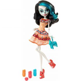 Кукла Скелита Калаверас (Skelita Calaveras), серия Карнавал, MONSTER HIGH