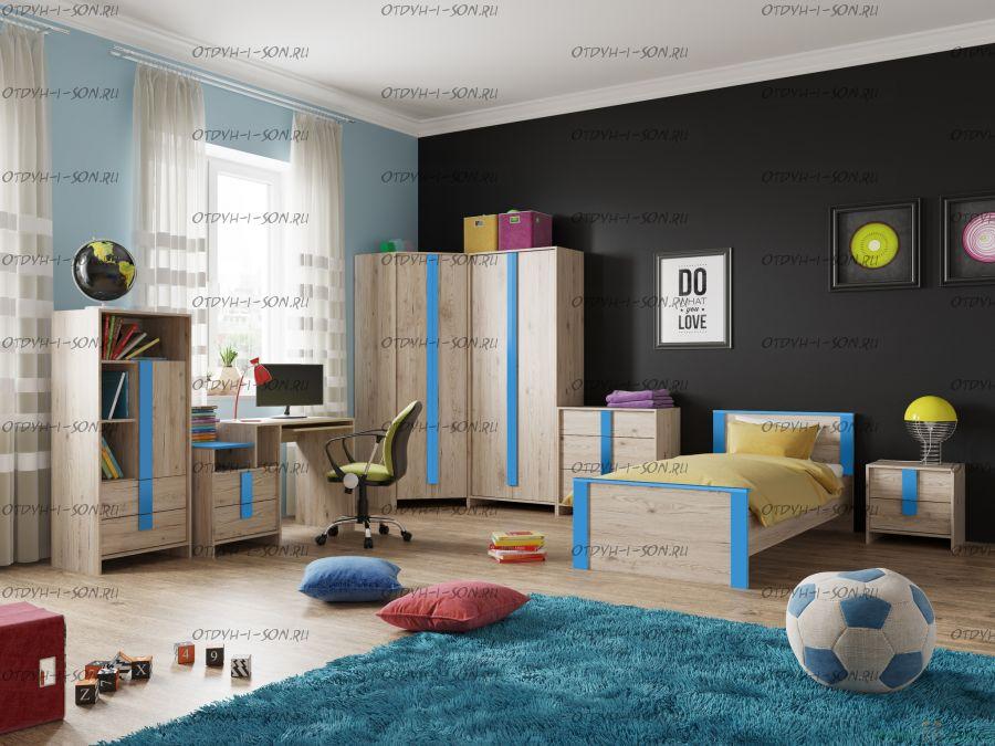 Детская комната Скаут