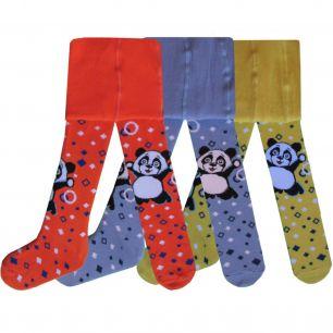 Детские колготки С7811 панда
