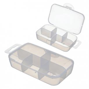 Органайзер для мелочей IDEA, (в3,5*ш8*г*13см), карманный, М 2963
