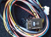 Переключатель вида топлива TAMONA  IN-3 электронный с автомат-переходом - для инжекторного оборудования 2-го поколения