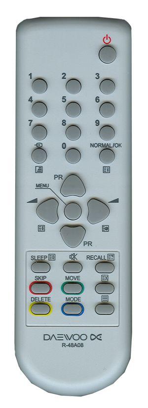 Daewoo R-48A08 (TV) белый