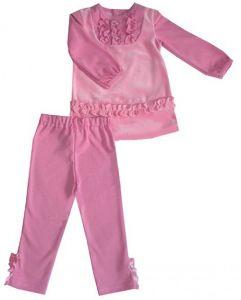 Комплект для девочки штанишки