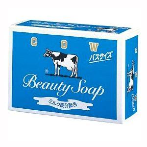 Молочное туалетное мыло с ароматом свежести Beauty Soap  87г.
