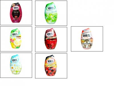 Жидкий дезодорант – ароматизатор для комнат ST Shoushuuriki 400мл