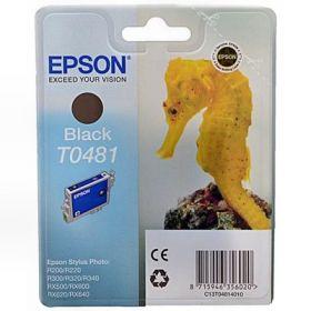 Картридж EPSON T0481 черный  C13T04814010