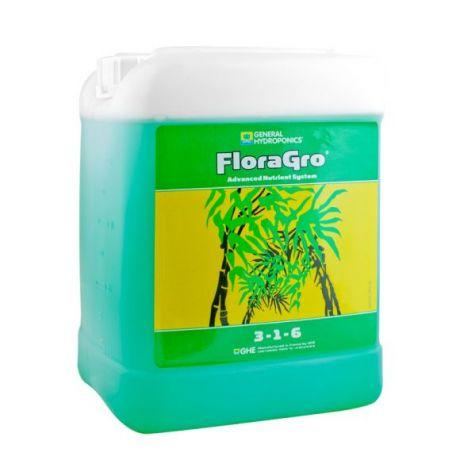 FloraGro GHE 5 L, (t°C)