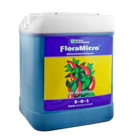 FloraMicro HW GHE 5 L, (t°C)