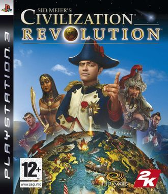 Игра Sid Merier's Civilization Revolution (PS3)