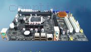 Материнская плата на основе чипа Intel P55 LGA1156