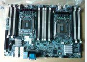 Материнская плата на основе чипсета Intel X79 Dual LGA2011 серверная