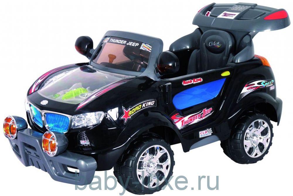 Электромобиль джип Thunder с ДУ Stiony