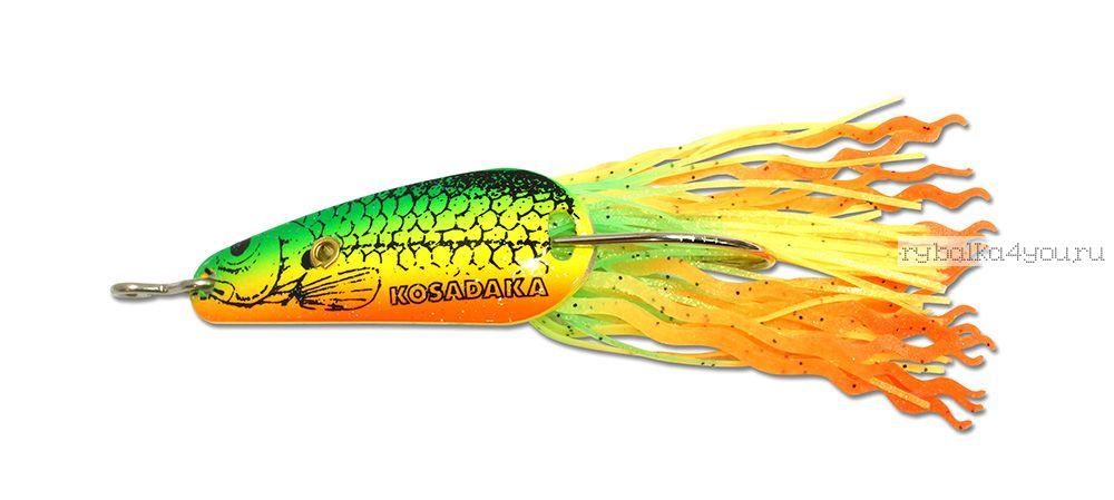 Купить Блесна Kosadaka Bullet Spoon 55мм / 14 гр цвет: С22