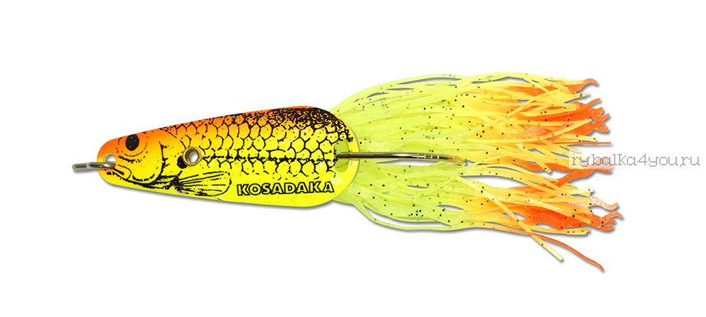Купить Блесна Kosadaka Bullet Spoon 55мм / 14 гр цвет: С108