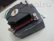 Кулер для сервера 1U, Intel xeon E5 Coolserver под разъем LGA2011