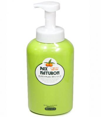 """""""Pax Naturon"""" Натуральный увлажняющий шампунь для тела и волос с витамином Е 880мл"""