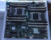 Материнская плата на основе чипсета Intel C602 Dual LGA2011 B800 серверная