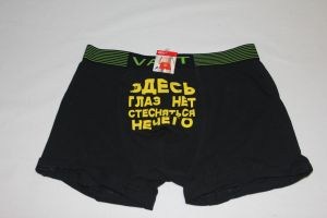Боксеры мужские, размер L, Арт. БоксерыL0012