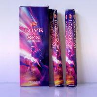 благовония HEM Hexa LOVE and SEX Любовь (эротическая серия)
