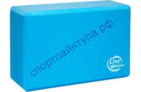 Блок для йоги Lite Weights