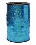 Лента голография, голубой (0,5см*250м), Китай