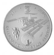 50 тенге 2013 года МКС UNC
