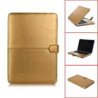 """Чехол-книга для ноутбука Macbook Air 11,6""""/12""""/13,3"""" (кожзам)"""