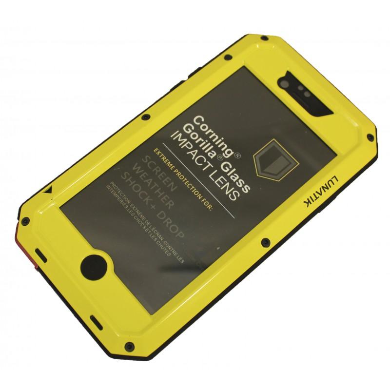 Антивандальный чехол LUNATIK TAKTIK EXTREME для Apple iPhone 6 (желтый)