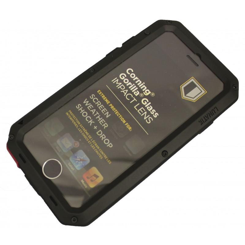 Антивандальный чехол LUNATIK TAKTIK STRIKE для Apple iPhone 6 (черный)
