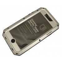 Антивандальный чехол LUNATIK для Apple iPhone 6 (серебряный)