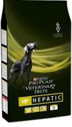 Pro Plan HP Hepatic - Диетический корм для собак при заболеваниях печени (3 кг)
