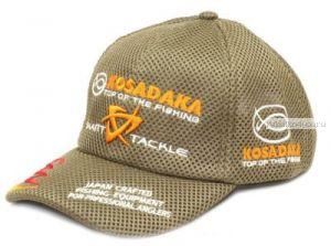 Бейсболка Kosadaka Smart Tackle сетчатая оливковая ( CBGSTOL)