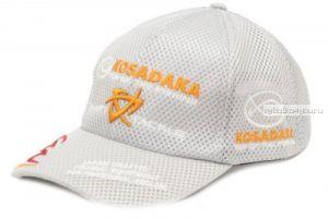 Бейсболка Kosadaka Smart Tackle сетчатая серая ( CBGSTGR)