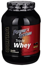 Power System Triple Whey Protein (1000 гр.)