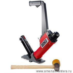 Профессиональный  гвоздезабивной пневмоинструмент, настилка полов  SENCO SHF200