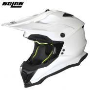 Шлем кроссовый Nolan N53 Smart, Белый
