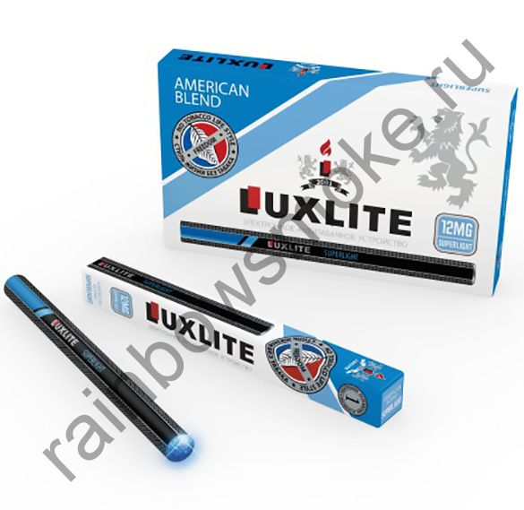 Электронная сигарета Luxlite American Blend Super Light